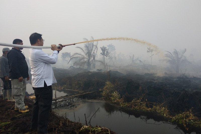 BRG siapkan pengembangan  sumur bor di Musi Banyuasin