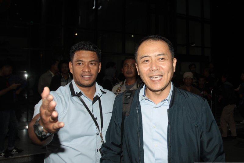 Mantan presdir PT Lippo bantah beri suap Rp10,5 miliar terkait proyek Meikarta