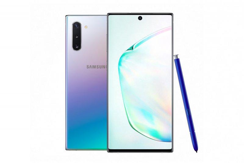 Samsung resmi luncurkan Galaxy Note 10 dan Note 10+