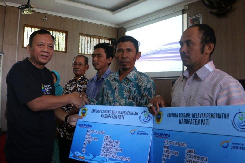 Bantuan nontunai untuk nelayan Pati Rp1,5 miliar