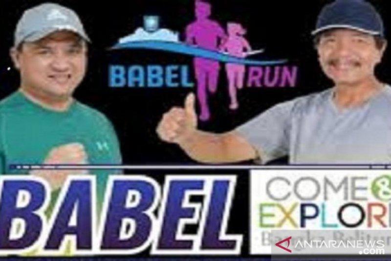2.300 pelari dipastikan ikuti Babel Run 2019