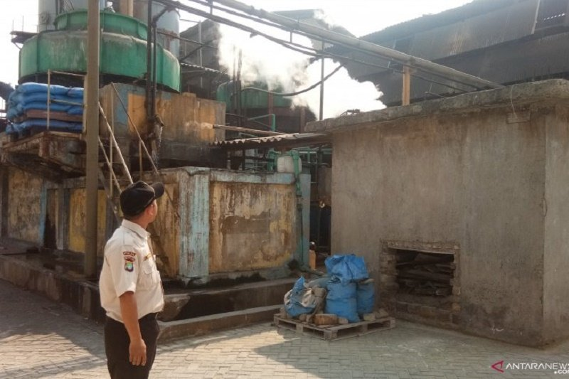 Terbukti cemari lingkungan, Dinas LH DKI jatuhkan sanksi kepada PT Mahkota Indonesia