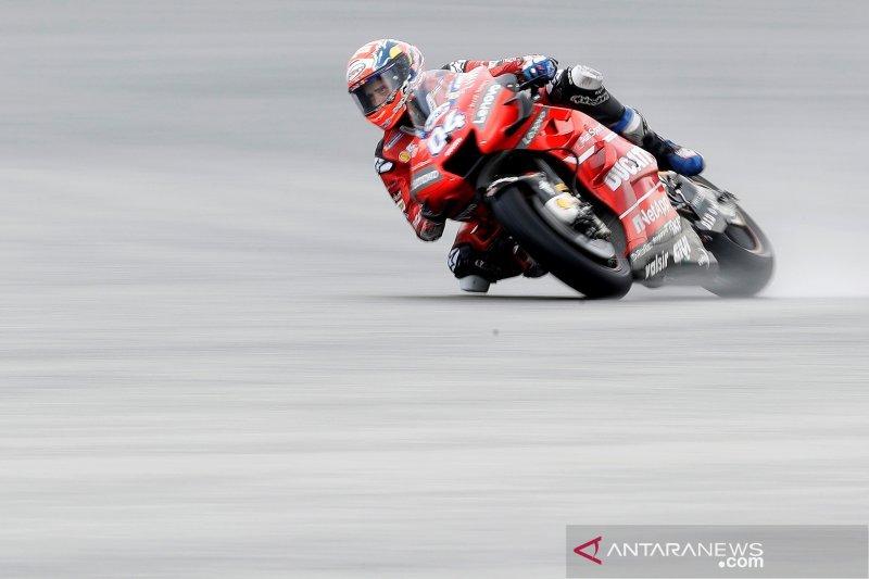 Ducati incar kemenangan keempat di Austria