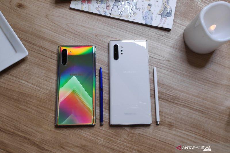 S Pen Samsung Galaxy Note 10 bagai tongkat sihir