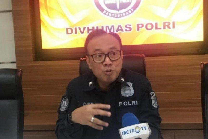 Mabes Polri: Briptu Hedar aktif ungkap kasus kelompok bersenjata