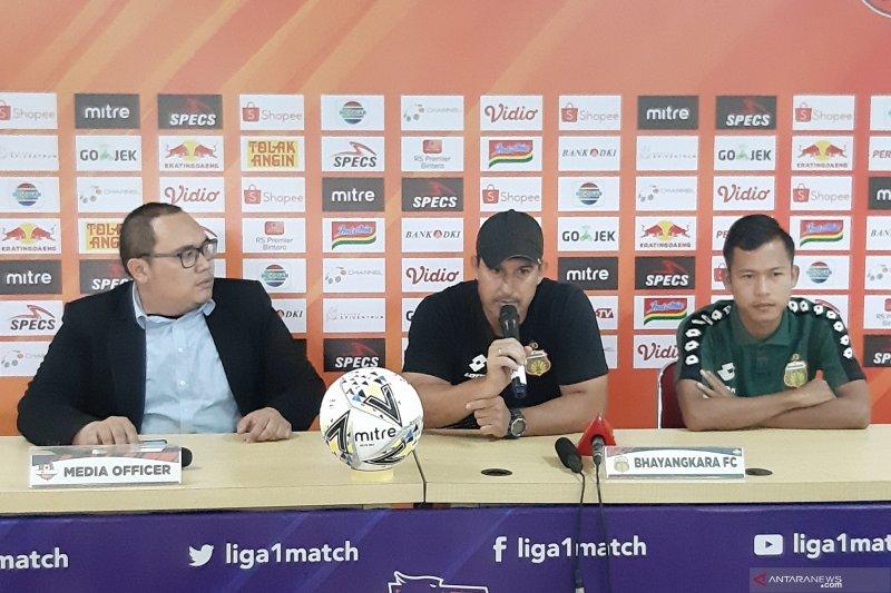 Bhayangkara FC ambisi gulung Persija