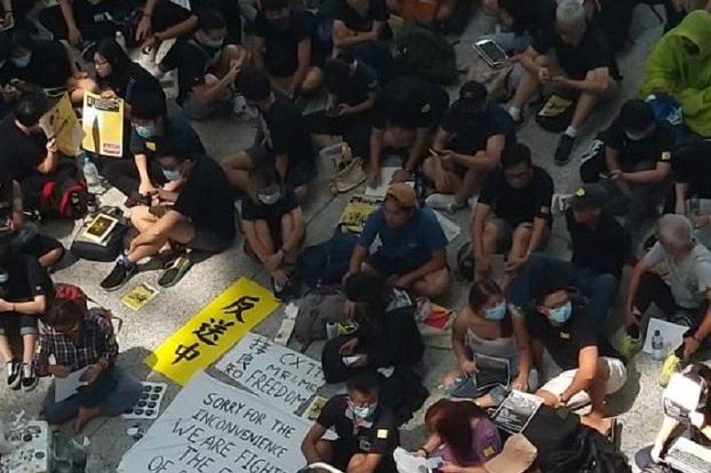 KJRI Hong Kong bantah keluarkan
