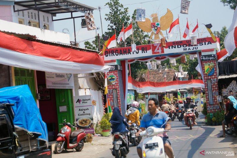 Yogyakarta mengharapkan ada wakil Festival Gapura dari tiap kelurahan