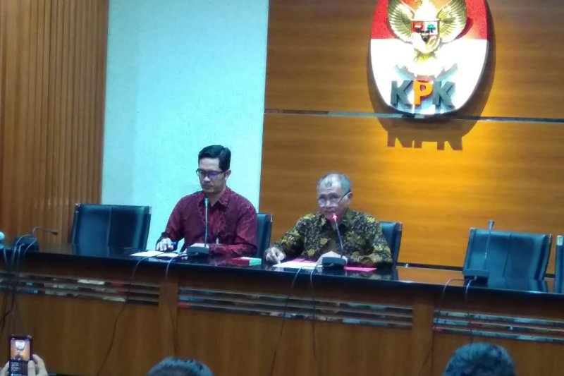 KPK jelaskan kronologi OTT kasus suap impor bawang putih
