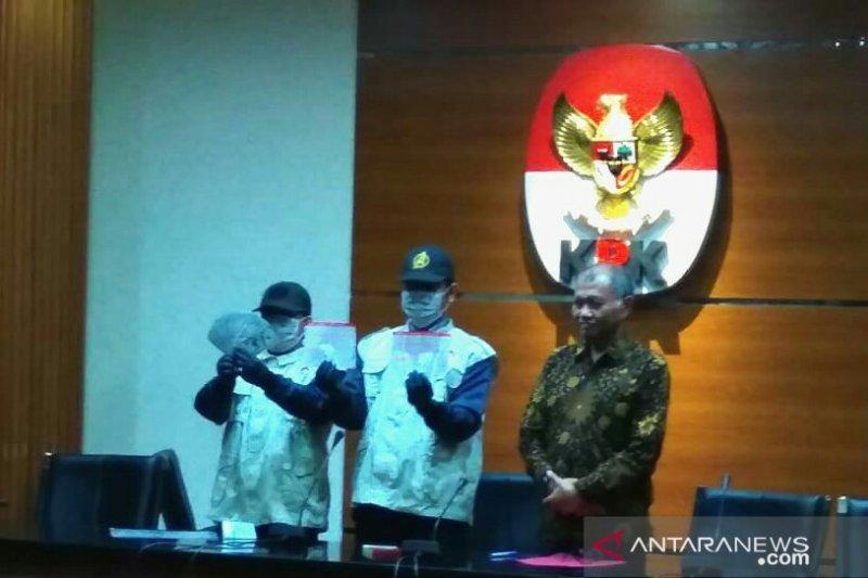 KPK tahan anggota DPR dari PDIP Nyoman Dhamantra