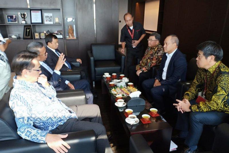 Gubernur beberkan sejumlah kemajuan Provinsi Sulsel ke JJC