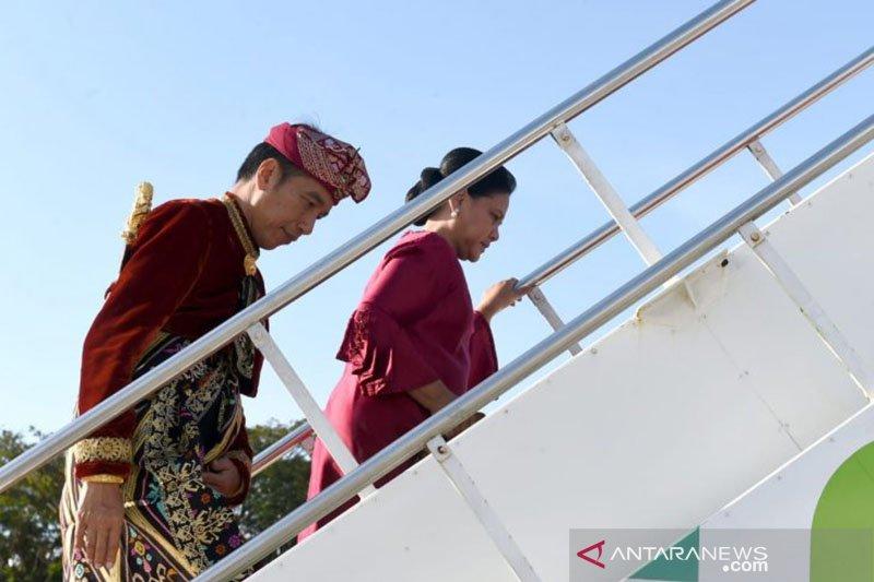 Presiden Joko Widodo kunjungan ke Malaysia