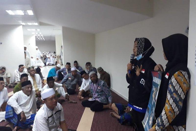 JCH Maluku Utara bergeser ke Arafah