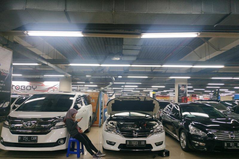 PKB 0 persen tidak langsung menggerus pasar mobil bekas