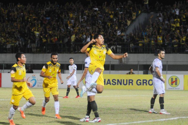 PS Tira-Persikabo lumat Barito Putra 4-2