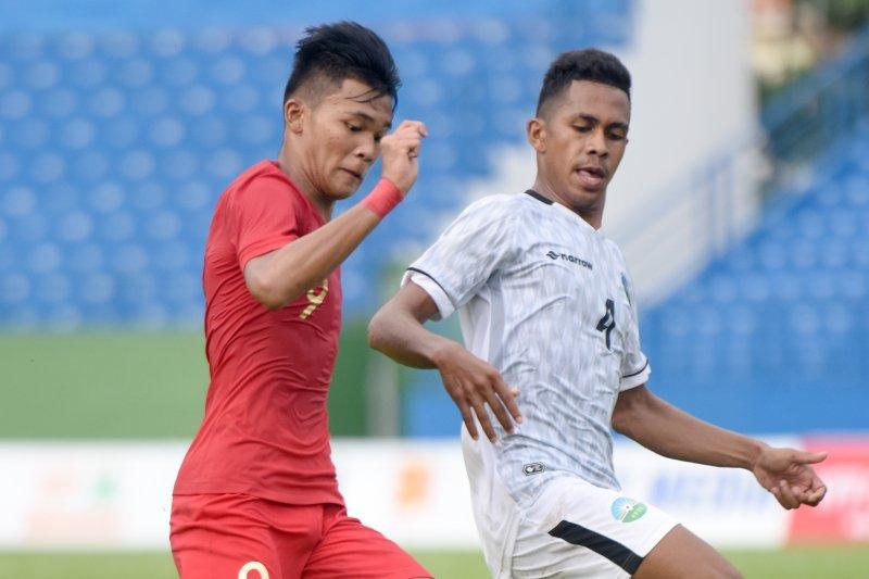 Piala AFF U-18  ndonesia cetak kemenangan ketiga berturut-turut