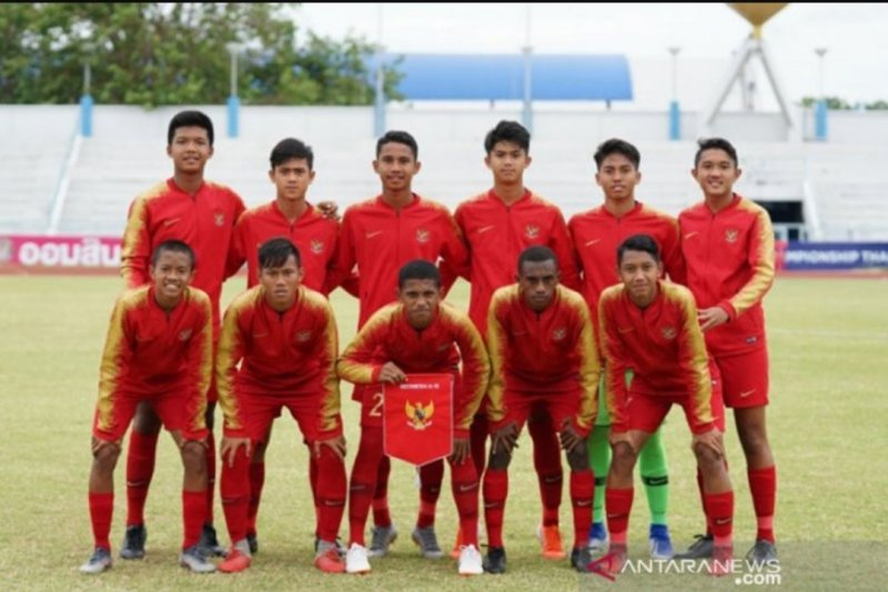 Timnas Indonesia U-18 lawan Malaysia 3-3, dilanjutkan perpanjangan waktu