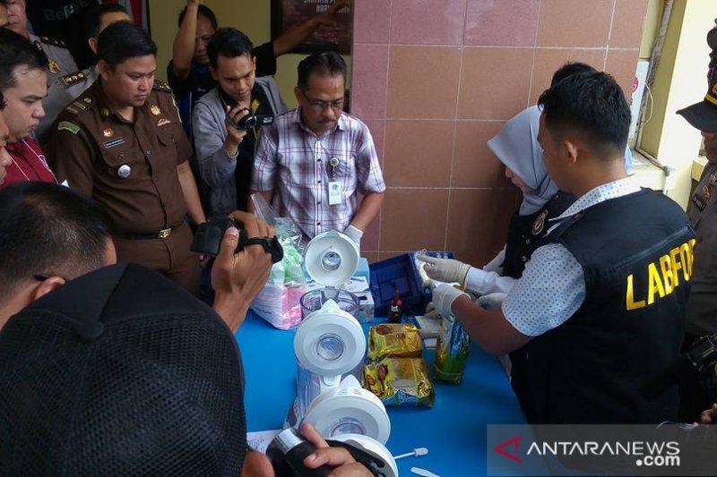 BNNP Sumsel tangkap seorang narkoba antarprovinsi
