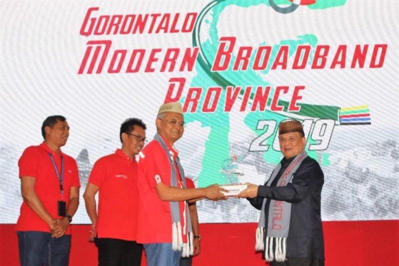 Tingkatkan perekonomian, Gorontalo modernisasi jaringan ke fiber optik