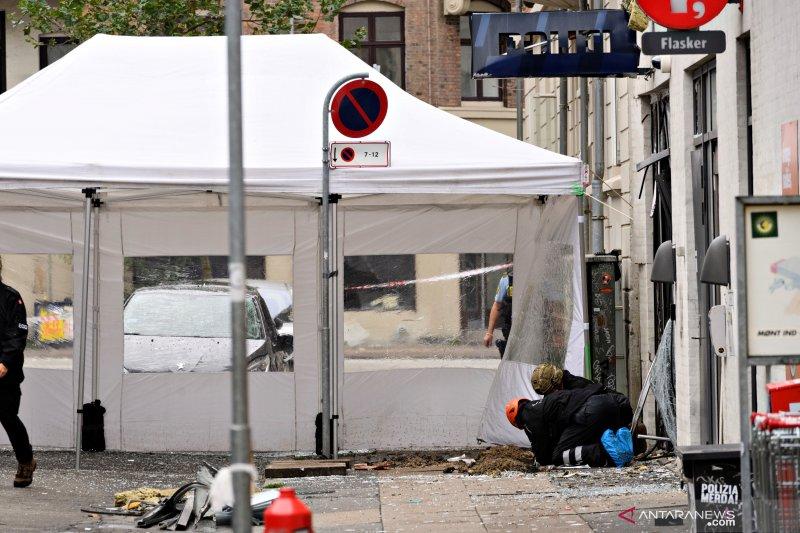 Ledakan kembali guncang Copenhagen