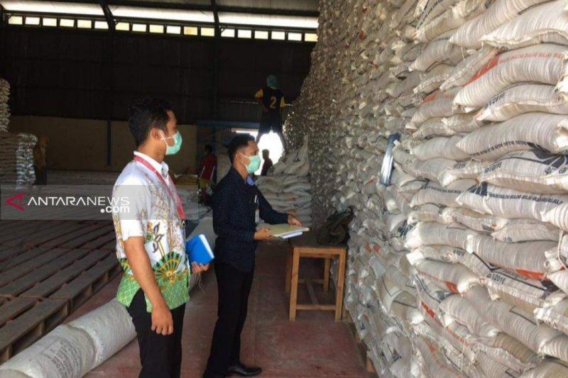 Persediaan beras cukup untuk 3,7 bulan