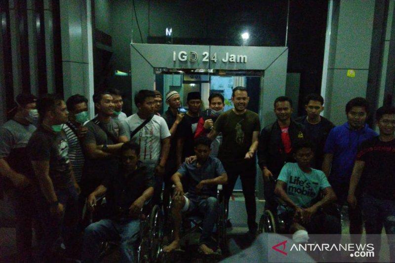 Tiga perampok spesialis nasabah bank di Riau ditangkap Polda Jambi