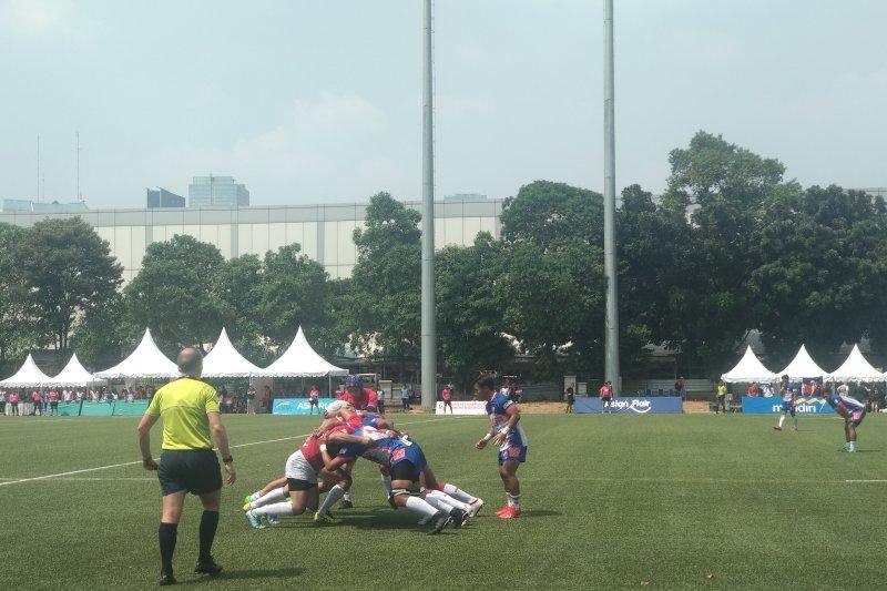Timnas rugbi Indonesia butuh banyak pertandingan tingkat internasional