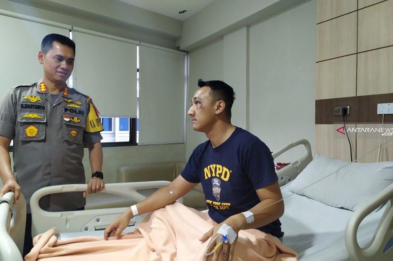 Polisi kejar lima pengeroyok Kapolsek Patumbak