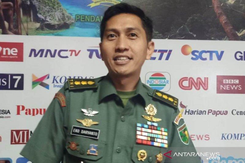 Tinggi animo pemuda Papua ingin jadi Bintara TNI