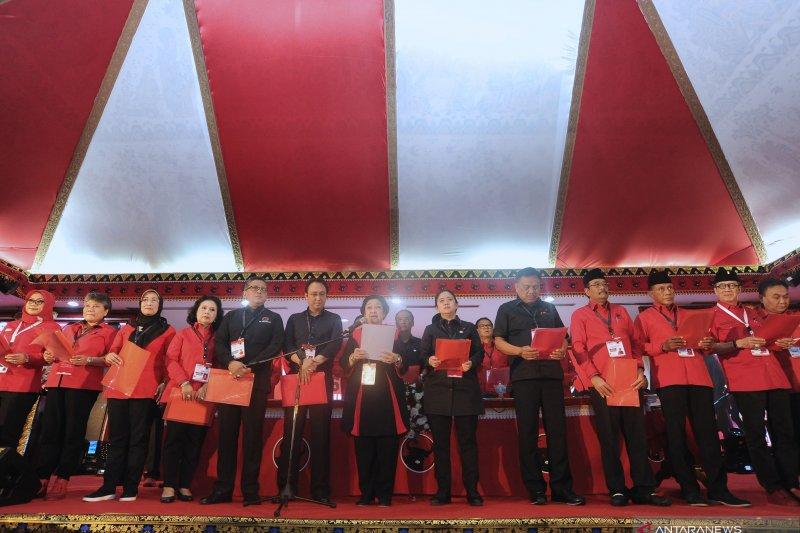 Sumendap apresiasi Megawati Soekarnoputri