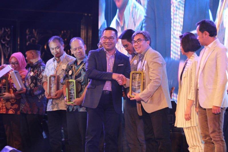 Bank BJB raih penghargaan Piala Humas Jabar 2019