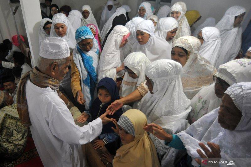 Idul Adha jamaah Tarekat Naqsabandiyah