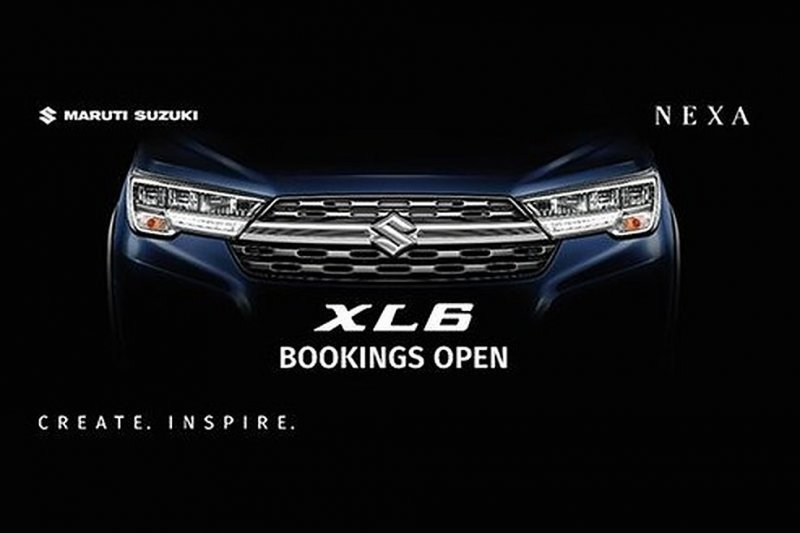 Booking fee Suzuki MPV XL6 Rp2,2 juta melalui online