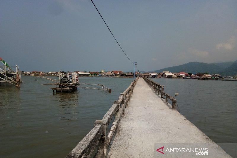 Produksi ikan asin Pulau Pasaran turun