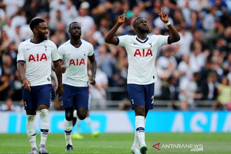Tottenham bangkit dari ketertinggalan, hantam Villa 3-1