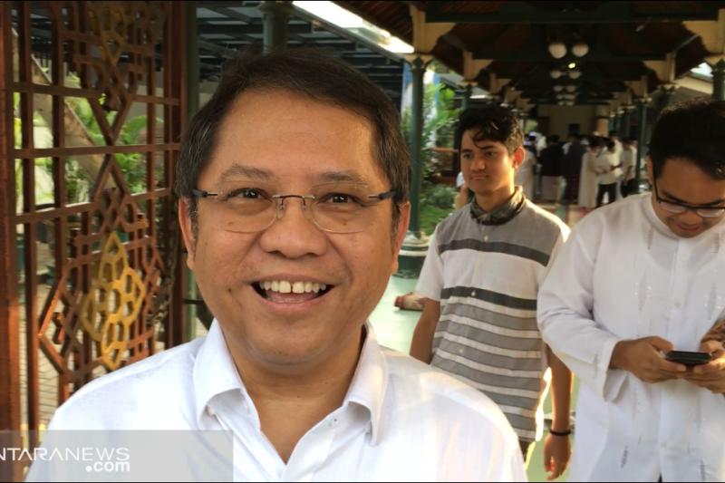 Menkominfo apresiasi khotbah Shalat Id Masjid Agung Sunda Kelapa