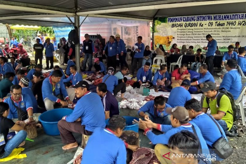 Muhammadiyah Malaysia laksanakan kurban di Kuala Lumpur
