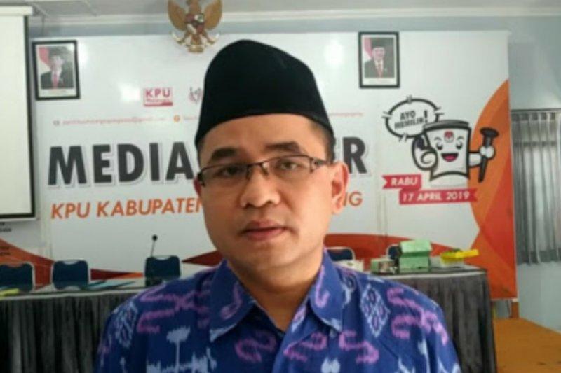 KPU Tulungagung usul penundaan pelantikan tersangka KPK