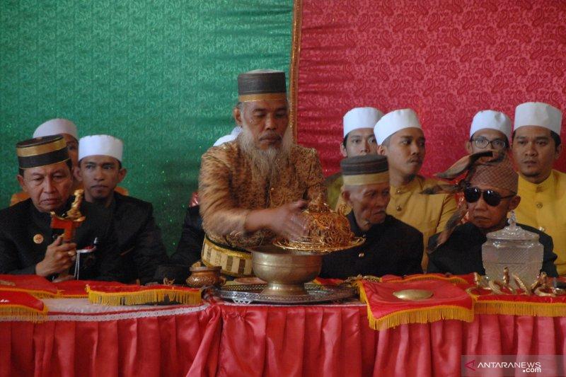 Keluarga Kerajaan Gowa gelar tradisi pencucian benda pusaka