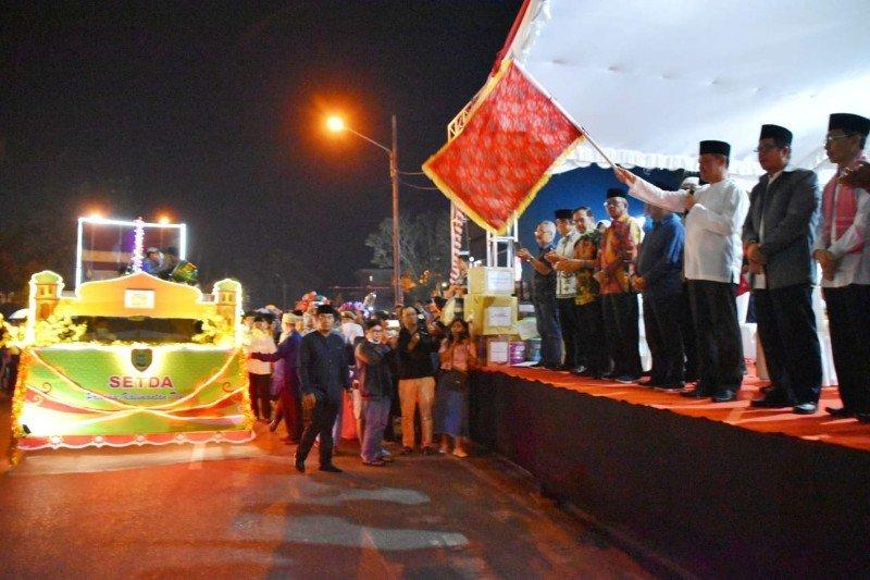 Pawai takbir semarakkan perayaan Idul Adha di Palangka Raya