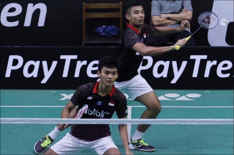 Fikri/Bagas juara di India Open 2019