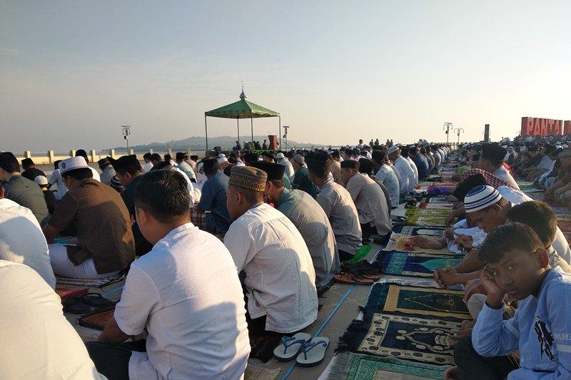 WNI dan diaspora rayakan Idul Adha di Paris