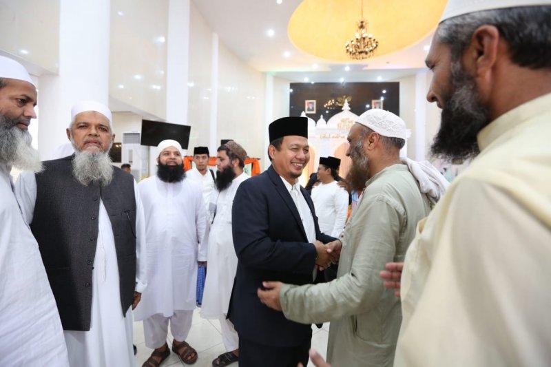 Pejabat Wali Kota Makassar gelar open house