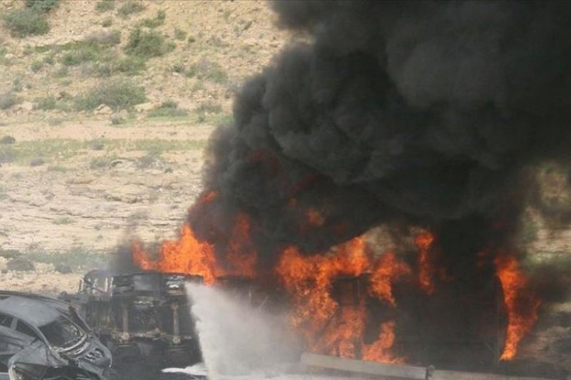 Ledakan tanker bahan bakar di Tanzania telah 60 korban jiwa