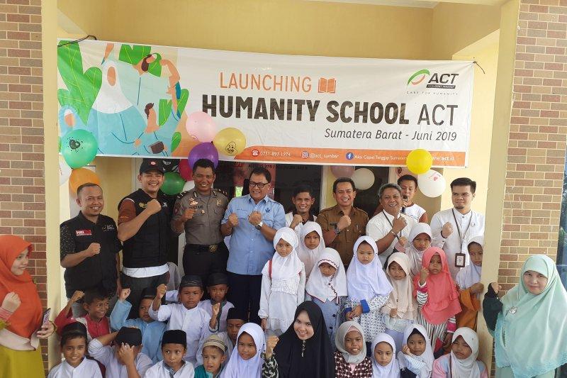 """ACT dirikan """"Humanity School"""" bantu pendidikan anak kurang mampu"""