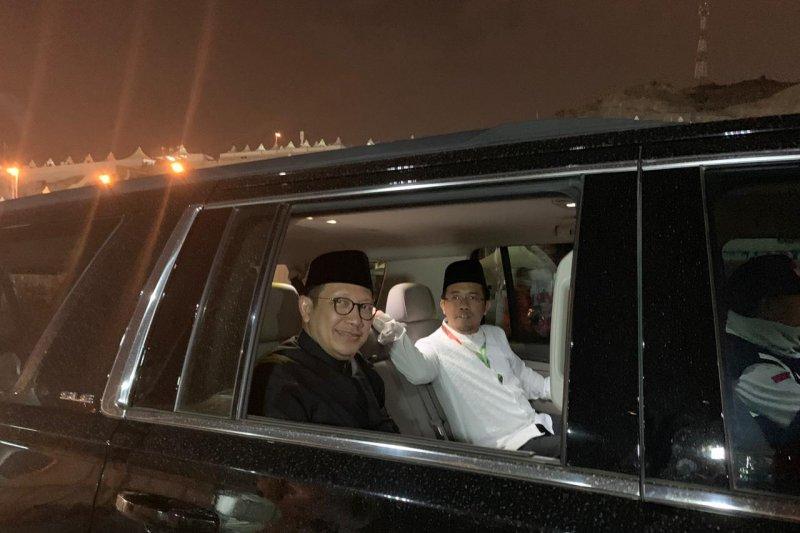 Indonesia desak Arab Saudi percepat renovasi kawasan Mina