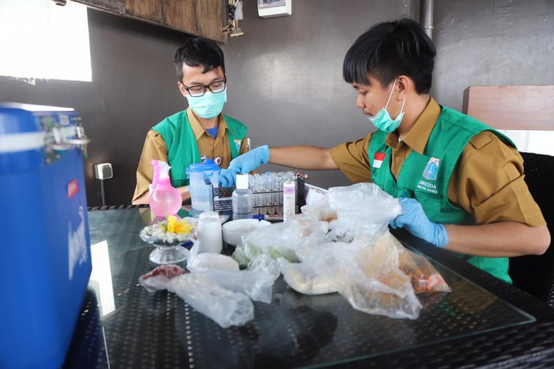 Pemeriksaan kesehatan hewan kurban di Jakut digelar hingga H+3
