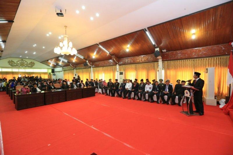 Kepala PN Tarakan lantik 30 anggota DPRD baru terpilih