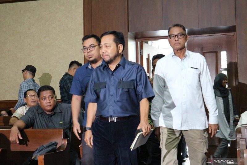 Setya Novanto jadi saksi untuk Sofyan Basir