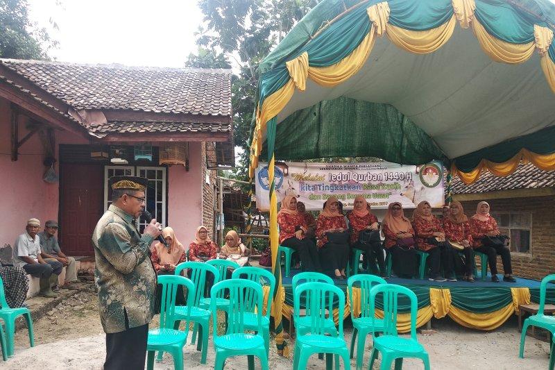 Penyintas tsunami Banten harapkan perhatian donatur